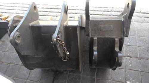 bote cucharon para retroexcavadora de 12 y 24 pulg
