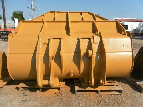 bote cucharon para traxcavo cargador caterpillar 973