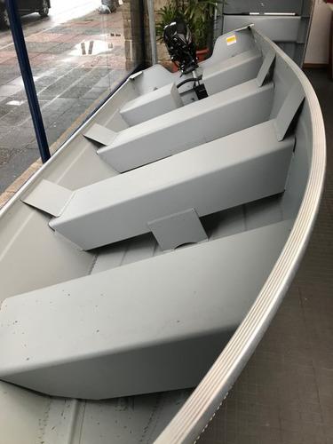 bote de aluminio lowe dolar oficial. consultar