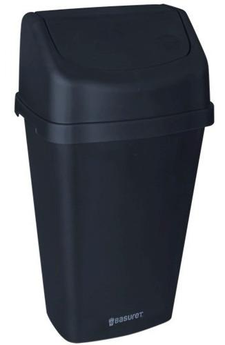 bote de basura mini con tapa balancín 7.65 lt / 2 galones