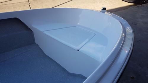 bote de lujo map 380 trailer motor 2,2 hp nautica milione 6