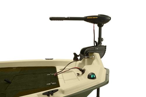 bote de pesca deportiva sun dolphin pro 120