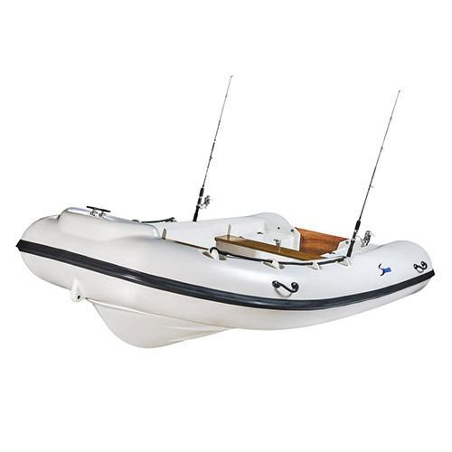 bote de pesca sboats 335 std 100% polimero