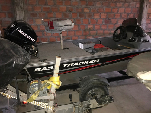 bote de pesca tracker con motor tracker importado poco uso