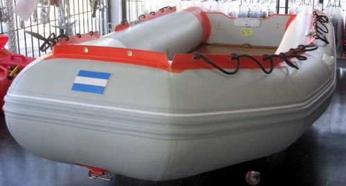 bote desarmable albatros 400