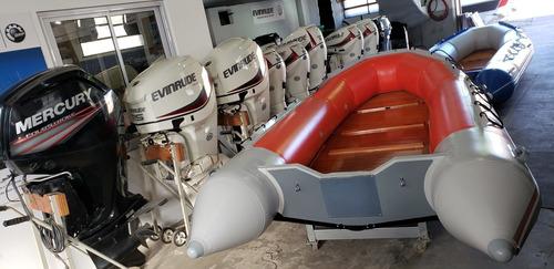 bote desarmable gomon albatros 4 mts 2020 nautica milione 11