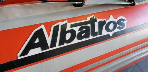 bote desarmable gomon albatros 4 mts 2020 nautica milione 12