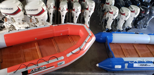 bote desarmable gomon albatros 4 mts nuevo nautica milione 1
