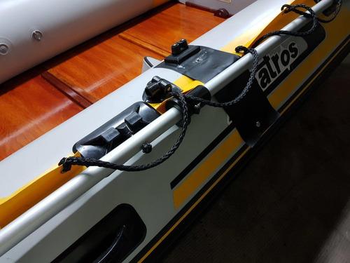 bote desarmable gomon albatros 430 m nuevo nautica milione 2
