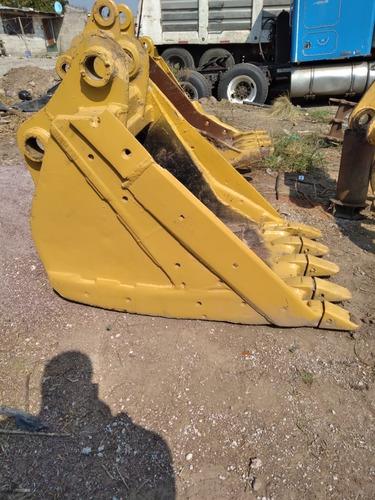 bote excavadora 320