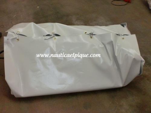 bote gomón desarmable albatros 2.50 - quilmes