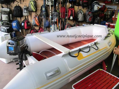 bote gomón desarmable albatros 3.50 0 km año 2021!!! quilmes