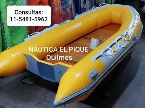 bote gomón desarmable albatros 4.00 0km nuevo 2020 quilmes