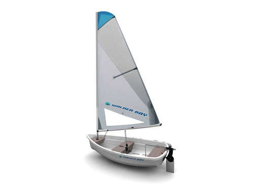 bote gomon dinghy walker bay 310 kit de vela nautica aux
