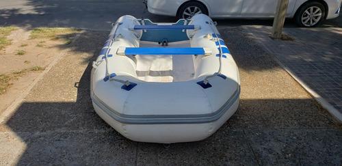 bote gomon inflable aquamar 3,50 mts nautica milione