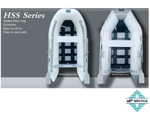 bote gomon inflable coralsea hifei hss 200d ap nautica