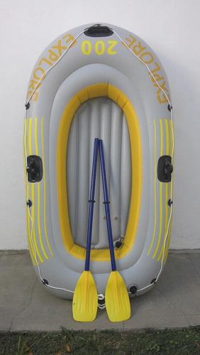 bote gomon inflable explore 200