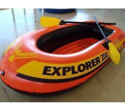 bote index explorer 200 no incluye remos stock 2019