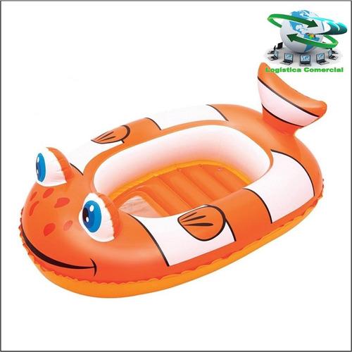 bote infantil  flotador pez payaso 34089