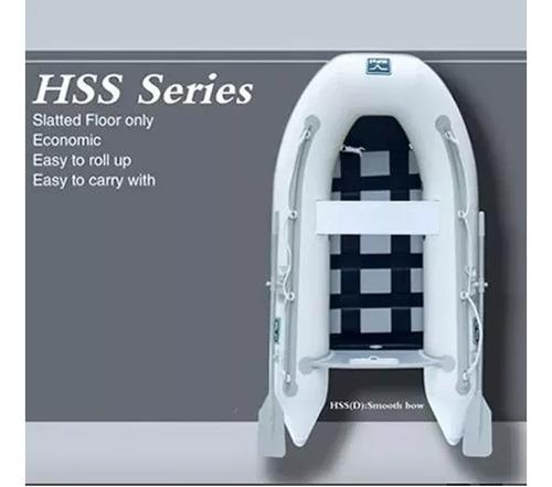 bote inflable 2.30 mtc piso de tablilla garantia 2 años