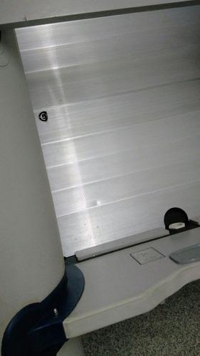 bote inflable 2.30mtz piso de tablilla garantia 2 años