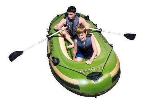 bote inflable 243x102 cm voyager 300. bestway (c/envío stgo)