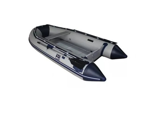 bote inflable 3.6 mtc piso de aluminio y quilla inflable