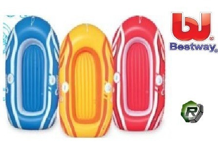 bote inflable bestway 196cm x 114cm - oferta piletas - lagos