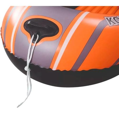bote inflable bestway pileta rio lago 196 x 114 cm 120 kg