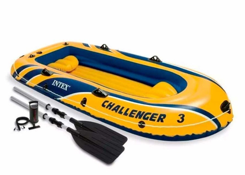 bote inflable challenger 3