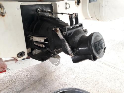 bote inflable dingui novurania motor 115 hp turbojet