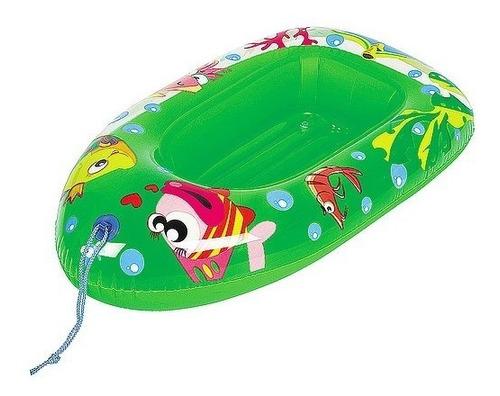 bote inflable flotador jilong niños con correa