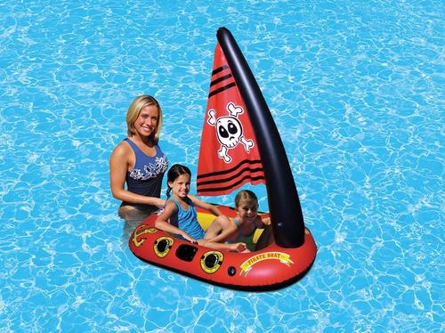 bote inflable para alberca para ninos *envío gratis