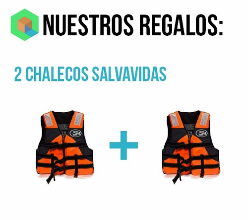 bote inflable pesca