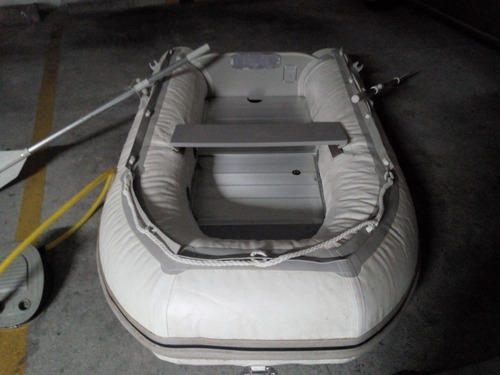 bote inflable waterman