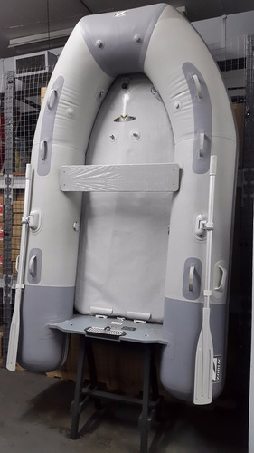 bote inflable zodiac cadet 285 fast roller neo/hyp