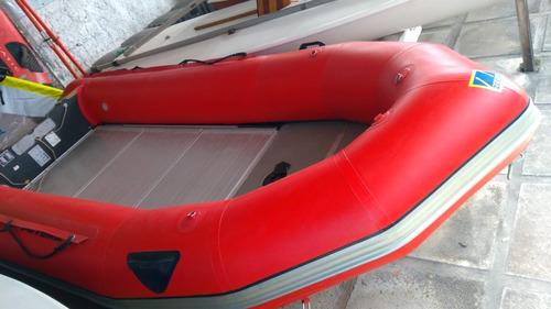 bote inflável 4,50 metros zodiac