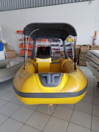 bote inflável euroflex sr4.0 motor mercury 40hp 2t