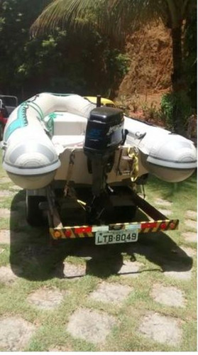 bote inflável flexboat