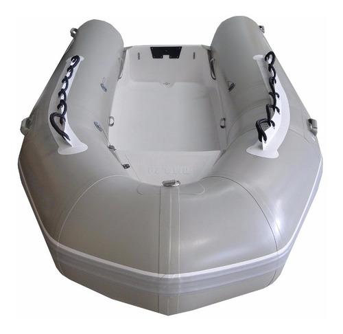 bote inflavel remar 3,00 mts casco rígido de fibra