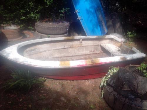 bote lagunero zona oeste