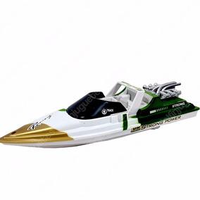 Para Lancha Motor Juguete Pilas Deportiva Bote Con Agua A mNyn0Ov8w