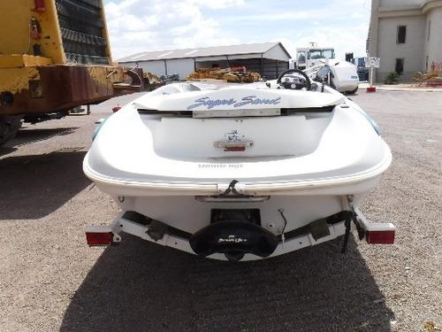 bote lancha marca sugar sand modelo tango barco jet boats