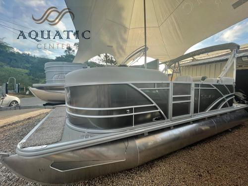 bote lancha yate ponton sylvan mirage 820