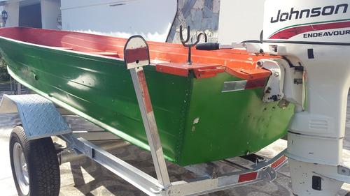 bote lanven modelo caroni 16 pies