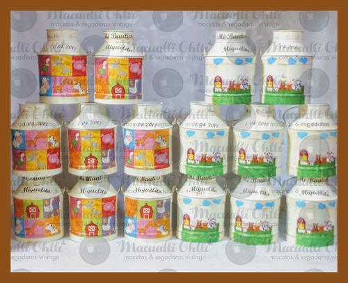 bote lechero 3 litros ,centros de mesa, decorativo, jardín
