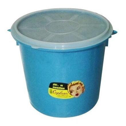 bote lechero cubeta cuplasa de 6 lt (paquetes de 15 unidades