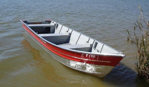 bote metalglass aruak 600 en  duraluminio