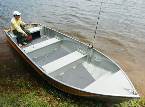 bote metalglass karib 500 en  duraluminio