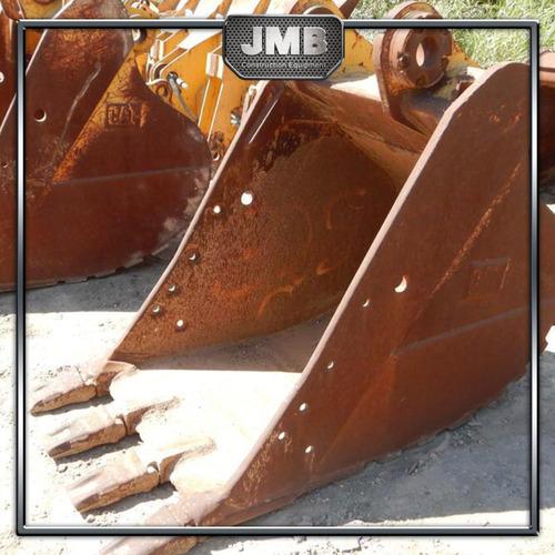 bote para excavadora marca caterpillar medida 34  w